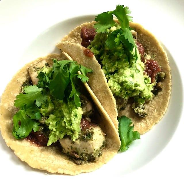 Pablano Fish Tacos recipe
