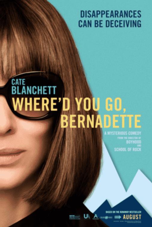 Where'd You Go Bernadette? Movie Review