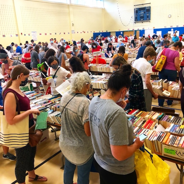 Newtown Library Sale