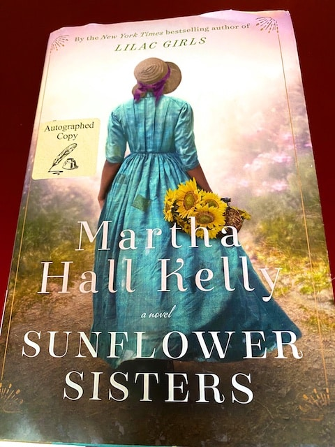 Sunflower Sisters book review