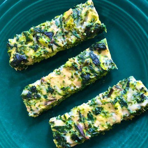 Broccoli Cheddar Sticks Recipe