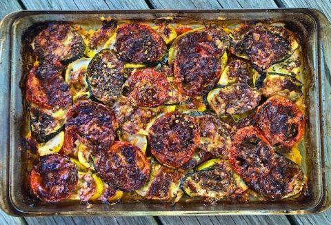 Summer Squash and Tomato Tian Recipe
