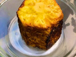 Oven Roasted Pineapple (Recipe)