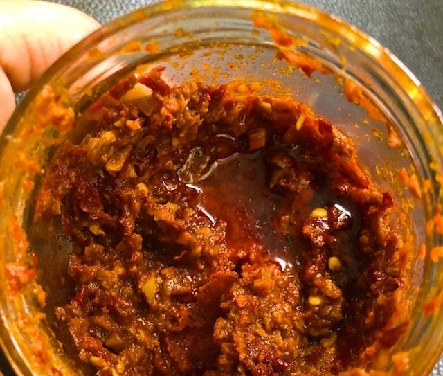 Kashmiri Chili Sauce (Not Hot but Flavorful Recipe)