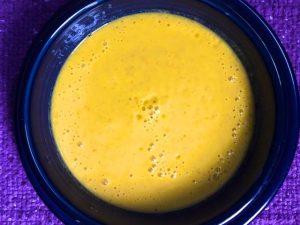 Yellow Gazpacho (Recipe)