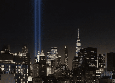 Benediction for our 20th Anniversary 9/11 Memorial Service