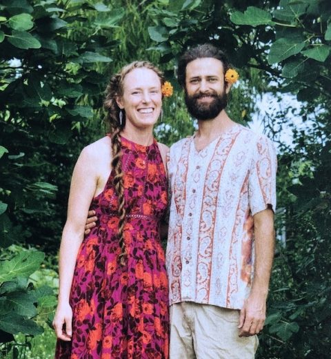 Marriage is Permaculture, poem by Polly Castor