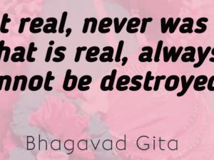 Quotes from the Bhagavad Gita